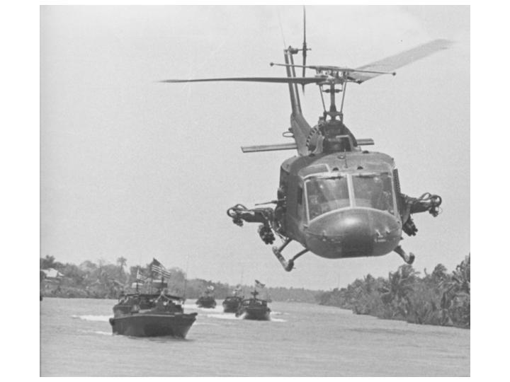 Helicoptero Bell UH-1 Huey Seawolfhelo